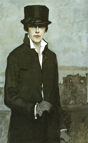 Self Portrait Romaine Brooks
