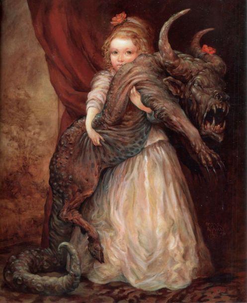 Demon pet